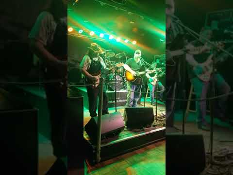 Turn the Page (Bob Segar) cover by The Chris Key Band