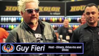 Celebrity Testimonial Video: Guy Fieri Food Network Chef