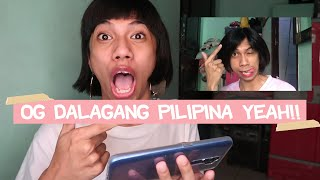 REACTING TO MY OLD VIDEOS (HAPPY ONE MILLION) + PAANO BA MAGING VLOGGER? HUWAW!