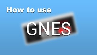 [Gmod] - How to use GNES v0.07