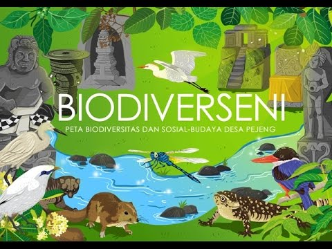 BIODIVERSENI: The Biodiversity and Socio-Cultural Map Of Pejeng Village