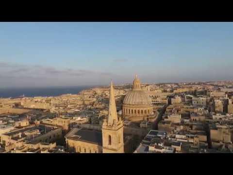 Malta. April 2017
