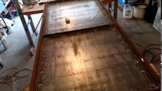 Смотреть видео железные двери