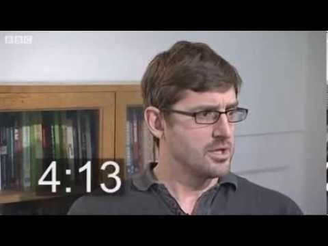 Five Minutes With: Louis Theroux