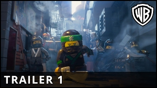 THE LEGO® NINJAGO® MOVIE - Biopremiär 22 september - Trailer #1 HD