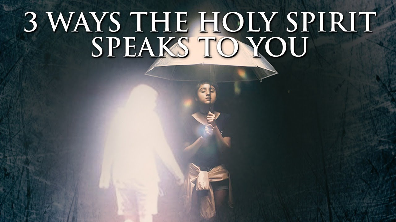 3 Ways The Holy Spirit Is Speaking To You (This May Surprise You)