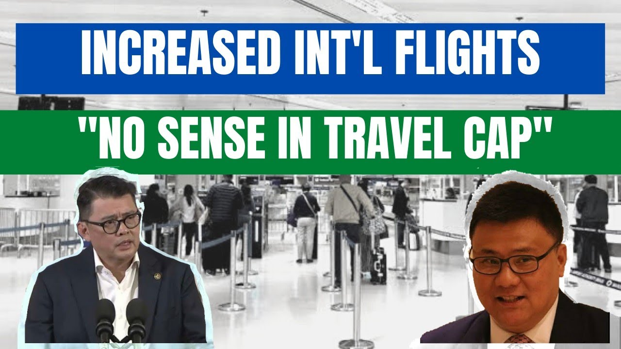 Download CONFIRMED! MORE INT'L FLIGHTS TO THE PHILIPPINES | LIVING WITH COVID