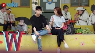 Video W - EP 11 | Lee Jong Suk & Han Hyo Joo Sharing Ice Cream download MP3, 3GP, MP4, WEBM, AVI, FLV April 2018