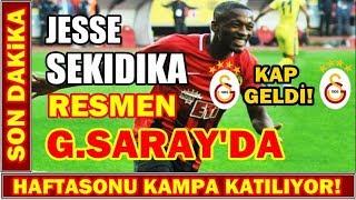 TRANSFER I Jesse Sekidika Galatasaray 'da I Resmen Anlaşma Sağlandı! I Son DAKİKA!