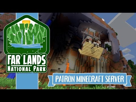 Farlander Patron Minecraft Server - Up Is Down, Down Is Dangle