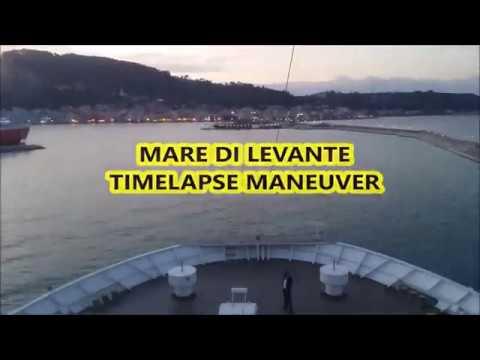 MARE DI LEVANTE | TIMELAPSE MANEUVER