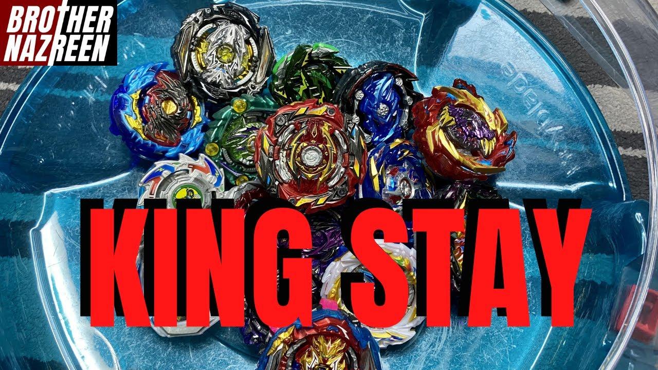 King Stay Battle! | Battle Series #22