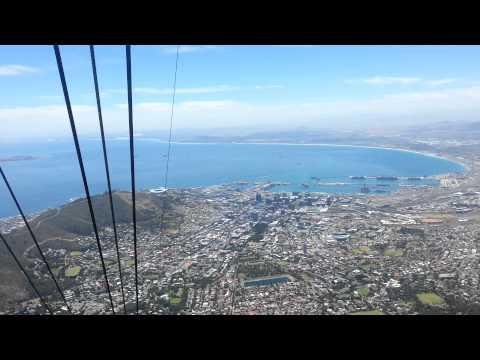 cable car 2 (telerérico) - Table Montain - Cape Town