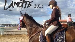 ~ Lamotte 2015, Club2 Jeune Sénior (GENERALI Open de France) ~
