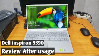 Dell inspiron 15 5590 genuine review | Dell 5590 laptop  review in hindi