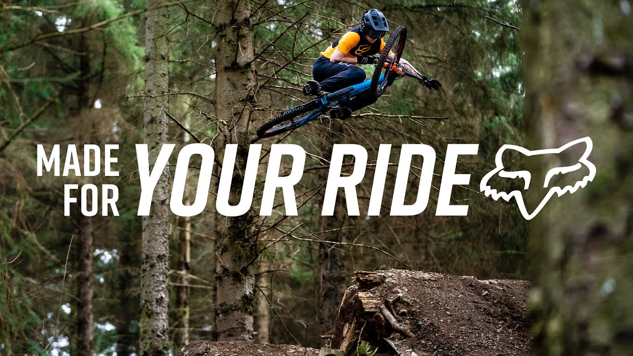 36e7c53ec Made for Your Ride - Video - Kaos Seagrave | Fox MTB