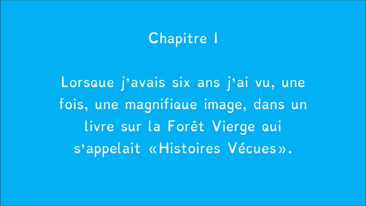 Le Petit Prince Antoine De Saint Exupery Livre Audio Integral