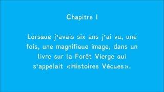 Le Petit Prince - Antoine de Saint-Exupéry (livre + audio intégral)