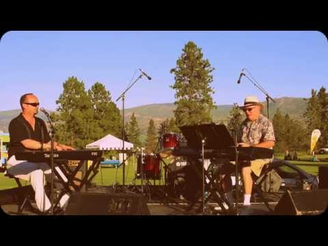 Double Click: Duelling Pianos at Music in the Park in West Kelowna