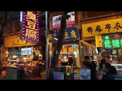 Mega chińszczyzna bez komentarza 西安回民街 – Chiny #201