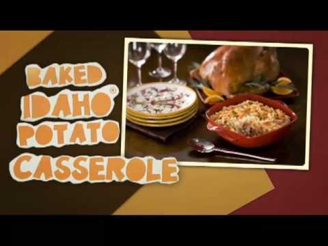 Baked Idaho� Potato Casserole