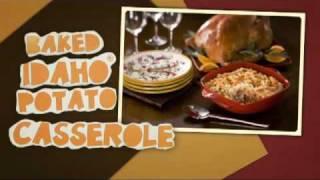 Baked Idaho® Potato Casserole