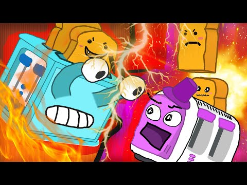 Zombey Und Maudado Sind Toaster