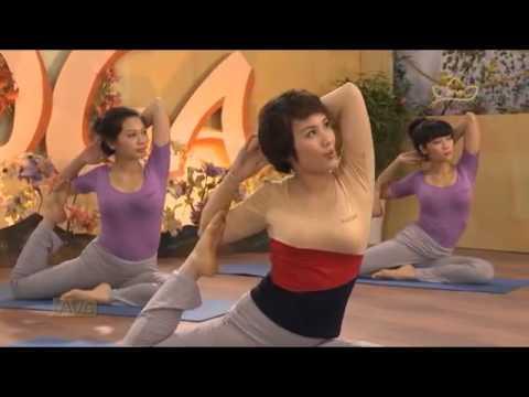Yoga cho mọi người - yoga  cổ vai - Phần 1