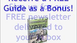 Green Energy Newsletter & Guide
