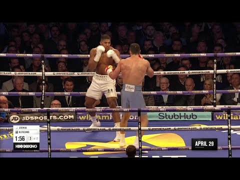 HBO Boxing's Best 2017: Joshua vs. Klitschko