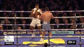 HBO Boxing's Best 2017: Joshua vs. Klitschko