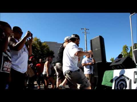 Event on the Street, San Jose, CA