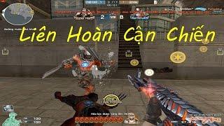 [ Bình Luận CF ] AK-47 Knife-Born Beast - Tiền Zombie v4