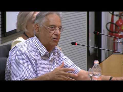 Duas perguntas para Fernando Henrique Cardoso