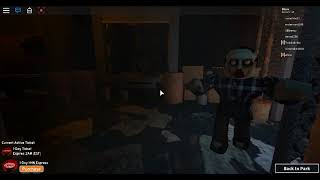 Roblox Universal Studios HHN : The Walking Dead