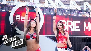 The best of The Bella Twins: WWE Top 10