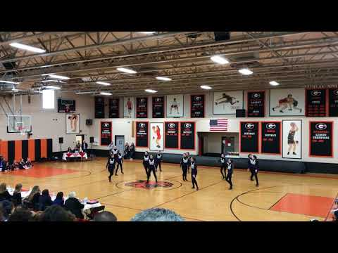 Saint Peter Marian dance team 2018 Mp3
