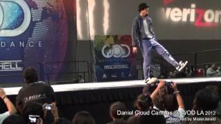 Daniel Cloud Campos | World of Dance LA 2012