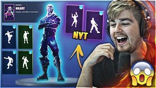 MarckozHD responds to: * NEW * LEAKED Fortnite Skins/Emotes (WOW!)