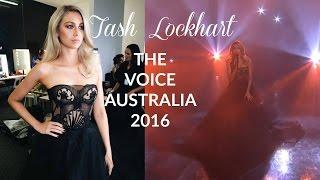 UPDATE! My Sister, Tash Lockhart, On The Voice Australia!!
