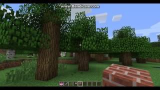 Minecraft #1 начинаем играть!!!