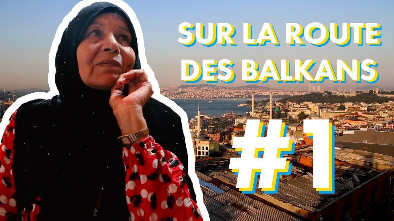 VLOG-REPORTAGE #1 : À LA RENCONTRE DES RÉFUGIÉS SYRIENS D'ISTANBUL