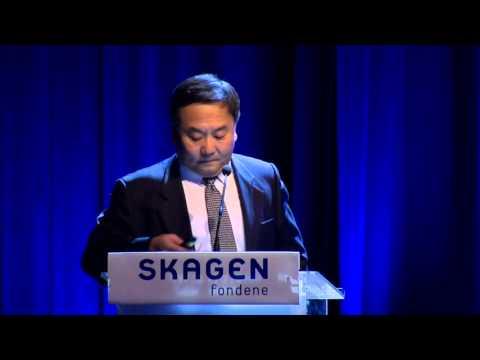 Nyttårskonferansen 2014 - Chen Zhao