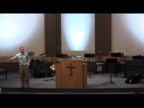 Amazing Grace: Sanctifying Grace - Pastor Josh Bush 6-5-16