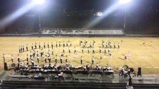 2015 Powhatan High School Marching Band