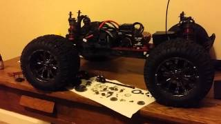 Losi Lst xxl 2-e Review
