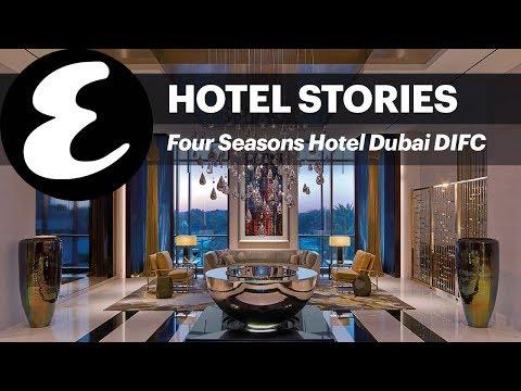 Four Seasons Hotel Dubai DIFC | Esquire Hotel Stories