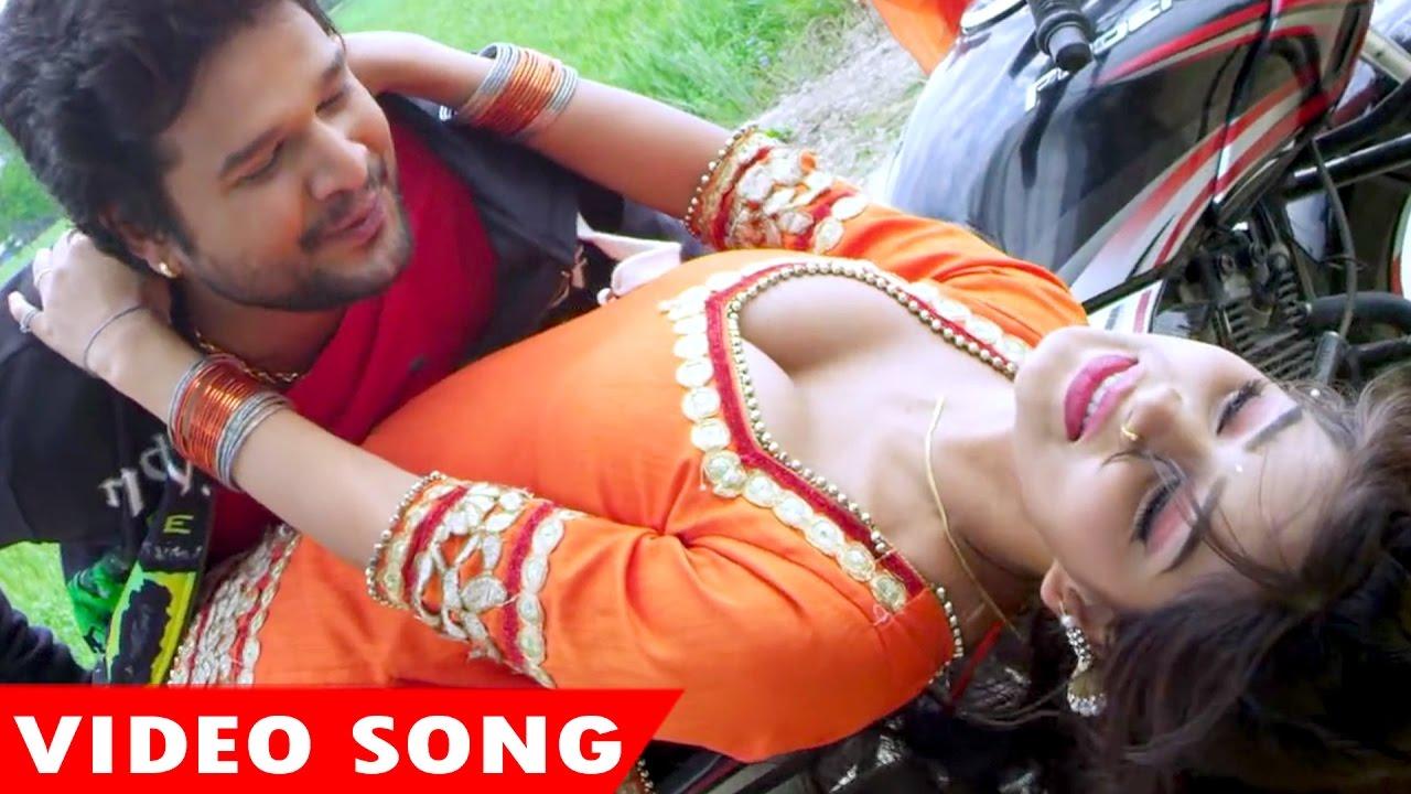 भोजपुरी का सबसे हिट गाना - छतिया में घुसेलु - Ritesh Pandey - Bhojpuri Hit Songs