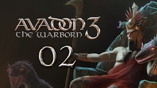 Avadon 3: The Warborn - Part 2 (THE DEATHLY SHADE - Let