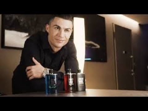 See what happened behind the scene of cristianoronaldo game of Fragrance campaign